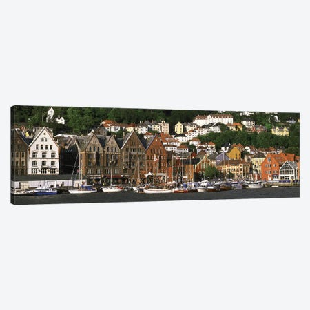 Bergen Norway Canvas Print #PIM2756} by Panoramic Images Canvas Art