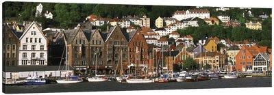 Bergen Norway Canvas Print #PIM2756
