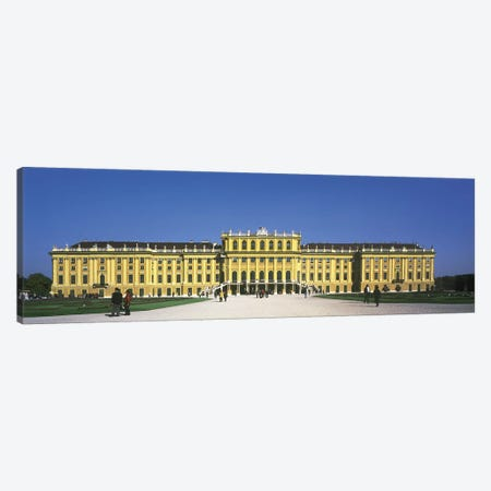 Schonbrunn Palace Vienna Austria Canvas Print #PIM2759} by Panoramic Images Canvas Print