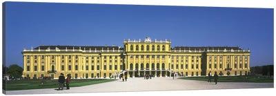 Schonbrunn Palace Vienna Austria Canvas Print #PIM2759