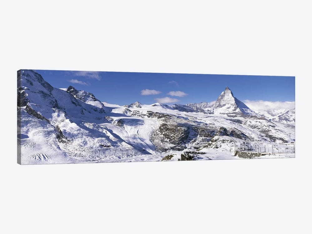 Matterhorn Switzerland by Panoramic Images 1-piece Canvas Art