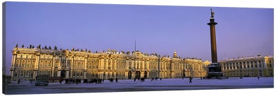 The State Hermitage Museum St Petersburg Russia Canvas Art Print