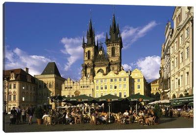 Prague Czech Republic Canvas Print #PIM2765