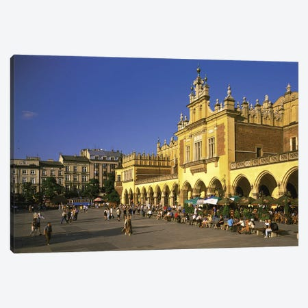 Cracow Poland Canvas Print #PIM2766} by Panoramic Images Canvas Print