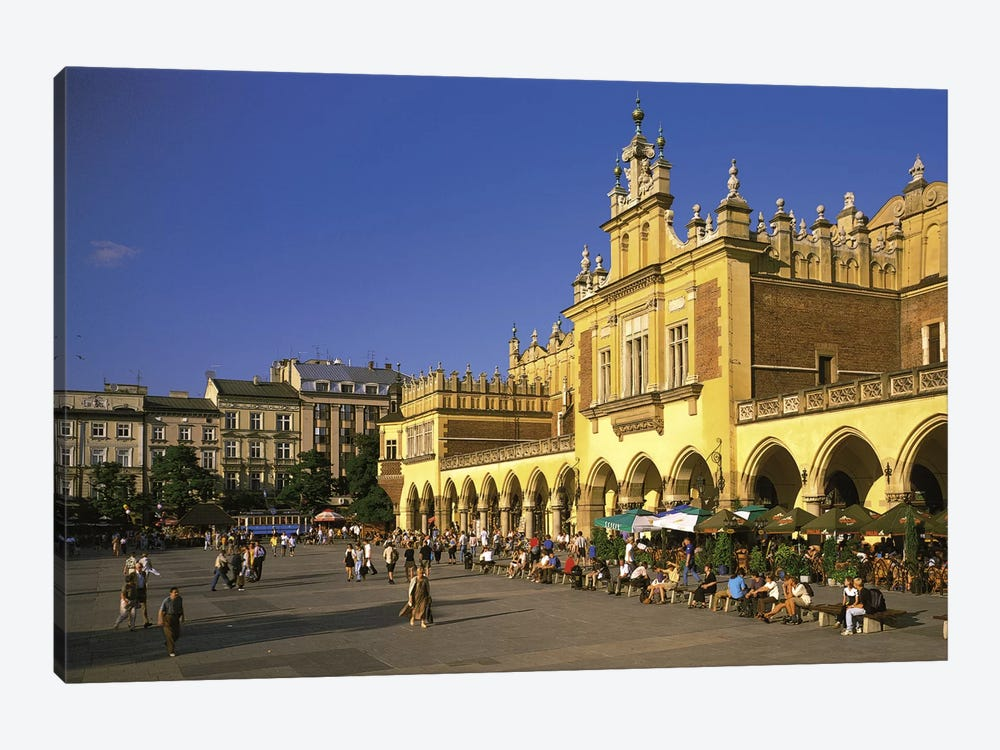 Cracow Poland by Panoramic Images 1-piece Canvas Art Print