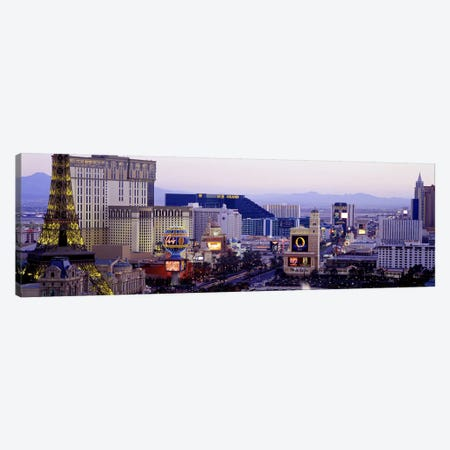 Las Vegas NV USA Canvas Print #PIM2772} by Panoramic Images Art Print