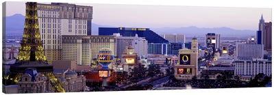 Las Vegas NV USA Canvas Print #PIM2772