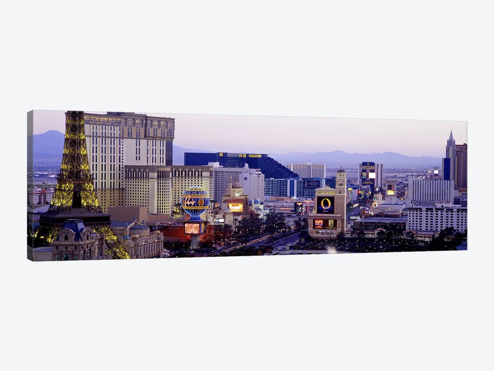 Las Vegas NV USA by Panoramic Images 1-piece Canvas Art
