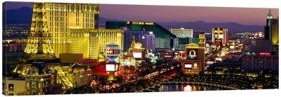 Las Vegas, Nevada, USA Canvas Art Print