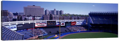 Yankee Stadium NY USA by Panoramic Images Canvas Wall Art