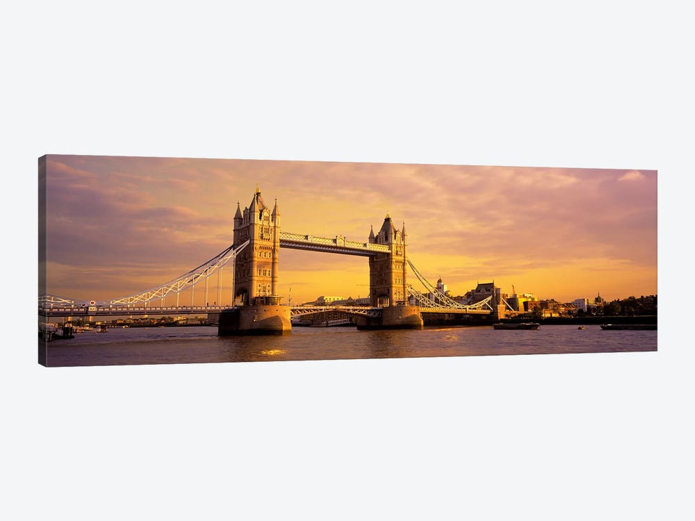 Tower Bridge London England 1-piece Art Print