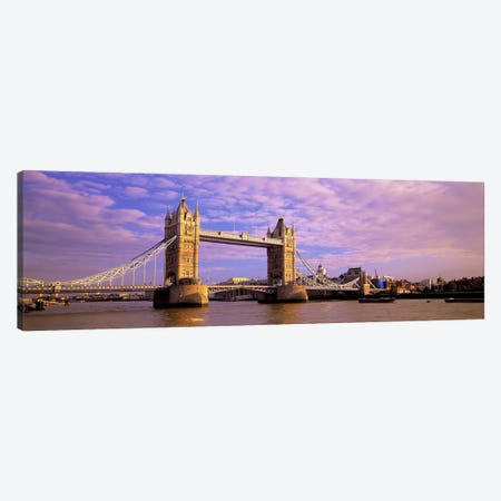 Tower Bridge London England Canvas Print #PIM2778} by Panoramic Images Canvas Print
