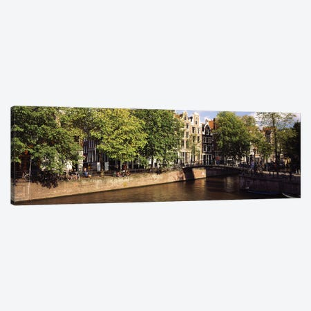 Amsterdam Netherlands Canvas Print #PIM2804} by Panoramic Images Canvas Artwork