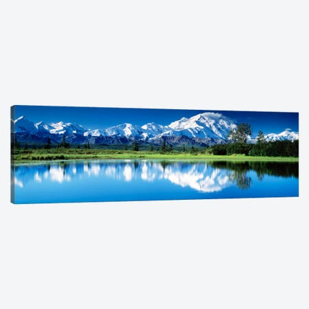 Denali National Park AK USA Canvas Print #PIM280} by Panoramic Images Canvas Art