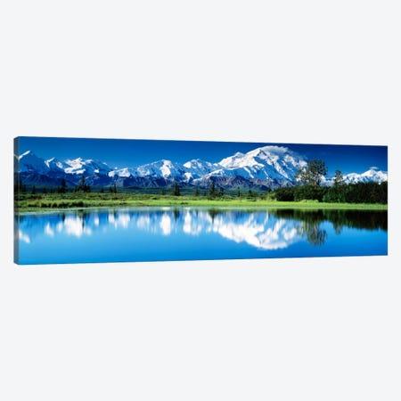 Denali National Park AK USA Canvas Print #PIM280} by Panoramic Images Canvas Art