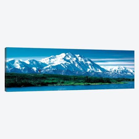 Denali National Park AK USA Canvas Print #PIM281} by Panoramic Images Canvas Artwork