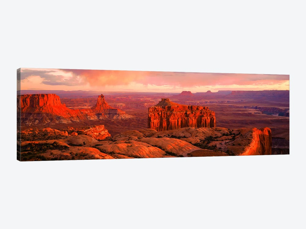 Canyonlands National Park UT USA by Panoramic Images 1-piece Canvas Wall Art
