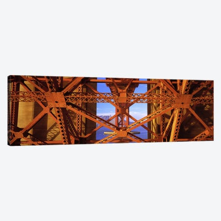 Golden Gate Bridge, San Francisco, California, USA #4 Canvas Print #PIM2836} by Panoramic Images Canvas Art Print