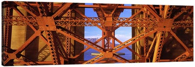 Golden Gate Bridge, San Francisco, California, USA #4 Canvas Print #PIM2836