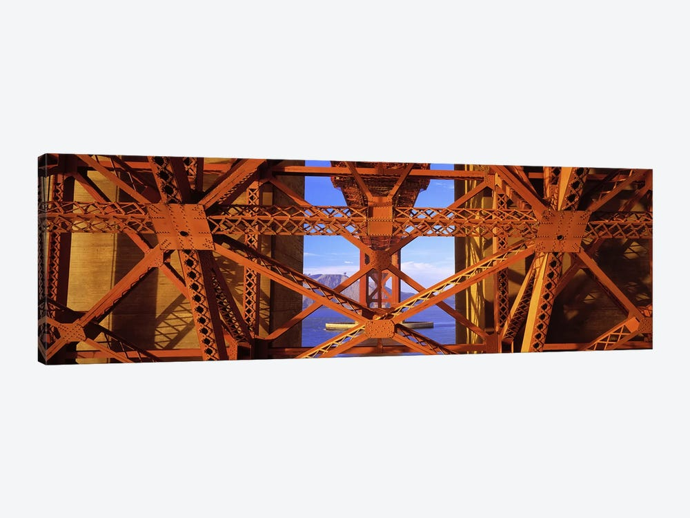 Golden Gate Bridge, San Francisco, California, USA #4 by Panoramic Images 1-piece Canvas Artwork
