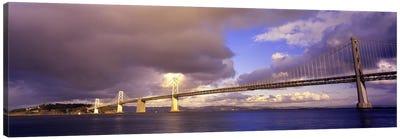Oakland Bay Bridge San Francisco California USA Canvas Print #PIM2843