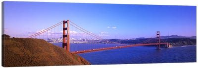 Golden Gate Bridge San Francisco CA USA Canvas Print #PIM2844