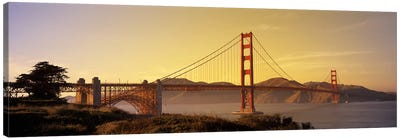 Golden Gate Bridge San Francisco CA USA Canvas Art Print