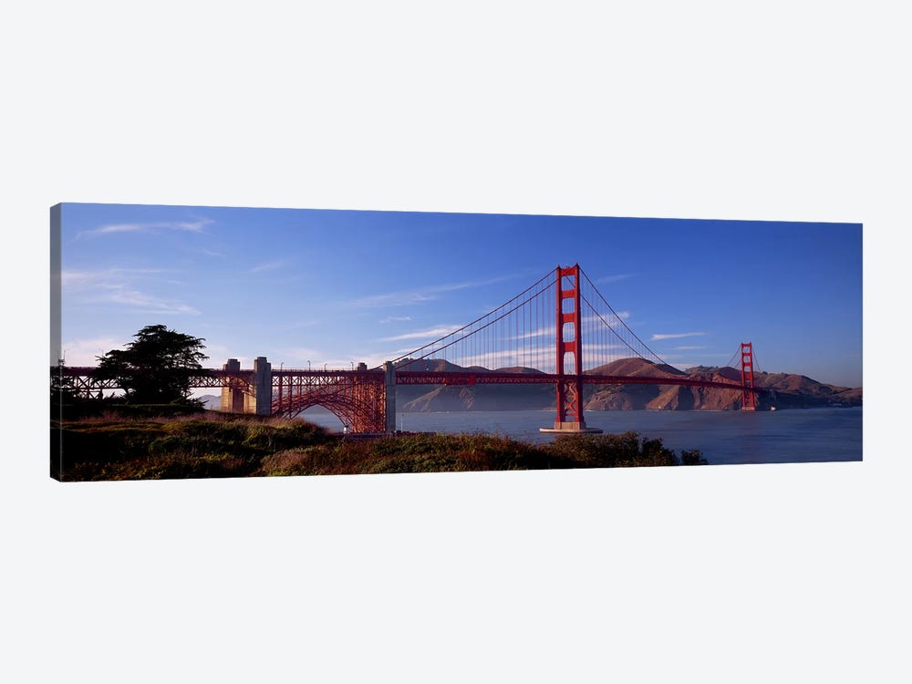 Golden Gate Bridge San Francisco California USA by Panoramic Images 1-piece Canvas Print