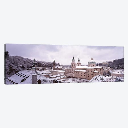 Dome Salzburg Austria Canvas Print #PIM2875} by Panoramic Images Canvas Print