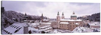 Dome Salzburg Austria Canvas Art Print