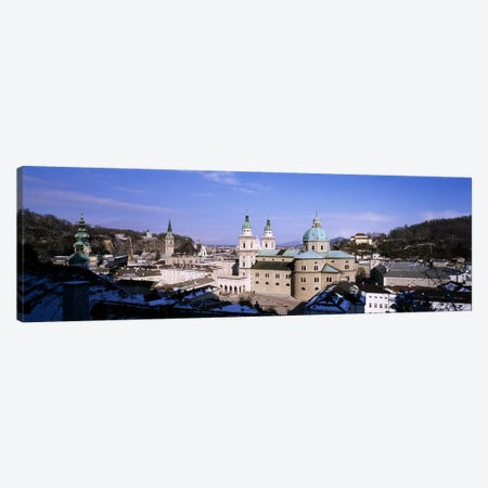 Dome Salzburg Austria Canvas Print #PIM2876} by Panoramic Images Art Print