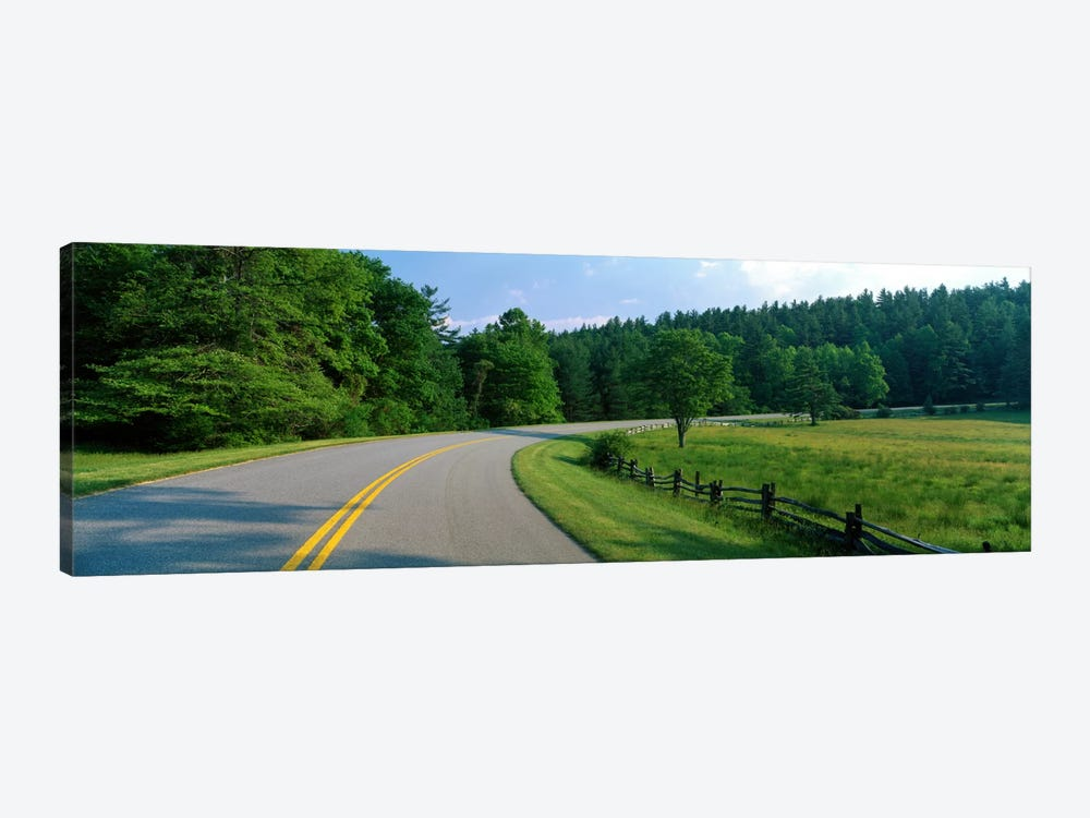 Blue Ridge Parkway NC by Panoramic Images 1-piece Canvas Art