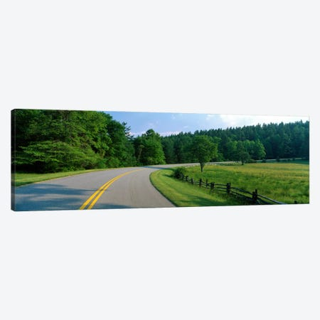 Blue Ridge Parkway NC Canvas Print #PIM287} by Panoramic Images Canvas Art Print