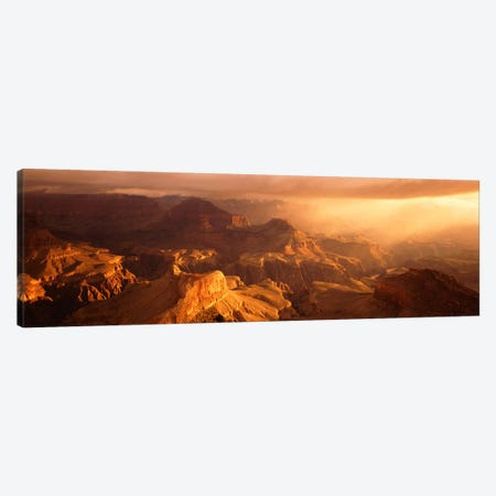 Sunrise View From Hopi Point Grand Canyon AZ Canvas Print #PIM2888} by Panoramic Images Art Print