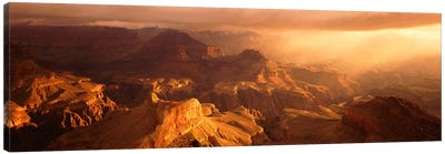 Sunrise View From Hopi Point Grand Canyon AZ Canvas Print #PIM2888