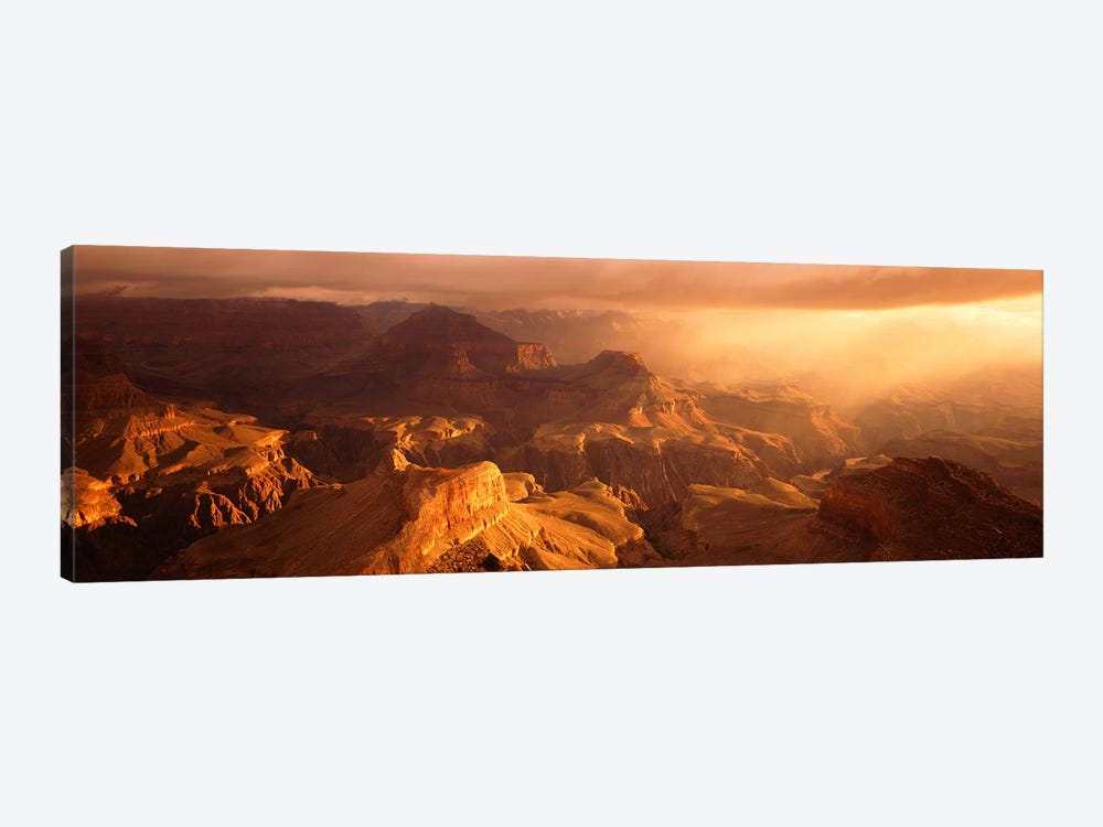 Sunrise View From Hopi Point Grand Canyon AZ by Panoramic Images 1-piece Canvas Art Print