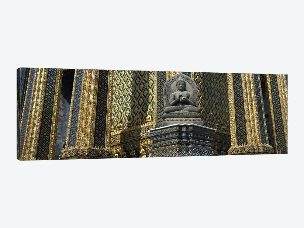 Emerald Buddha, Wat Phra Keo, Bangkok, Thailand by Panoramic Images 1-piece Canvas Art