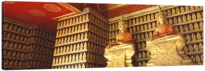 Buddhas Wat Xien Thong Luang Prabang Laos by Panoramic Images Canvas Art