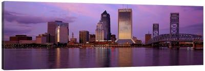Jacksonville FL Canvas Art Print