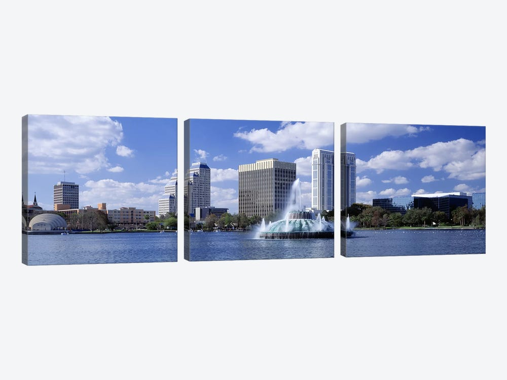 Orlando, Florida, USA by Panoramic Images 3-piece Canvas Print