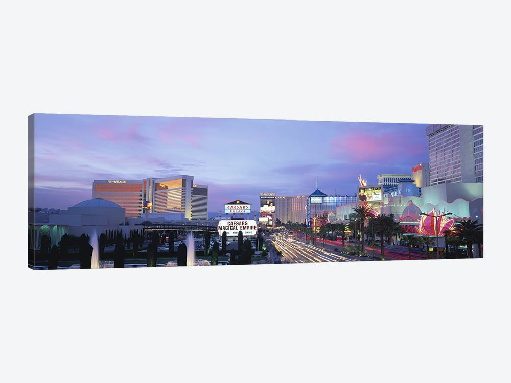 The StripLas Vegas, Nevada, USA by Panoramic Images 1-piece Art Print