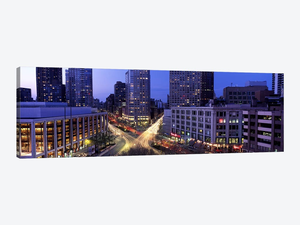 Upper West Side, NYC, New York City, New York State, USA by Panoramic Images 1-piece Canvas Artwork