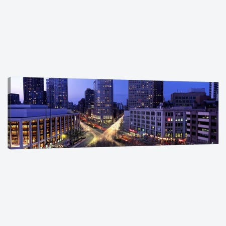 Upper West Side, NYC, New York City, New York State, USA Canvas Print #PIM2939} by Panoramic Images Canvas Print
