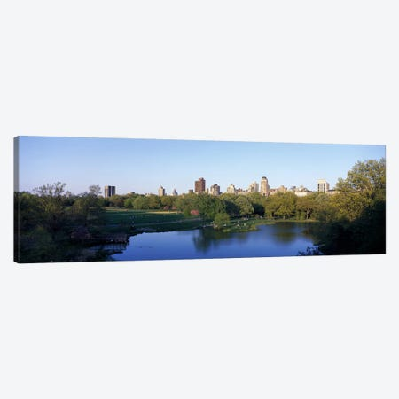 Central ParkUpper East Side, NYC, New York City, New York State, USA Canvas Print #PIM2941} by Panoramic Images Canvas Art