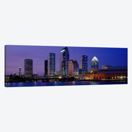 Tampa FL USA Canvas Print #PIM2943} by Panoramic Images Canvas Art