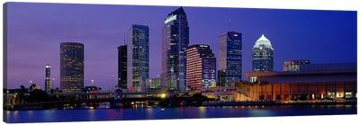 Tampa FL USA Canvas Print #PIM2943