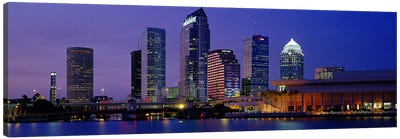 Tampa FL USA Canvas Art Print