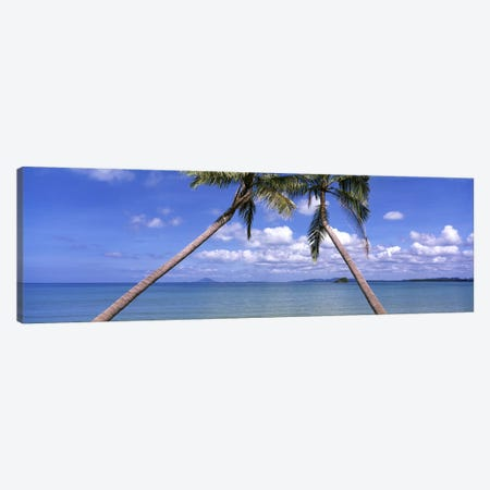 Andaman Sea Koh Lanta Thailand Canvas Print #PIM2954} by Panoramic Images Canvas Artwork