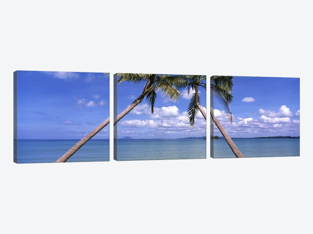 Andaman Sea Koh Lanta Thailand by Panoramic Images 3-piece Canvas Art Print