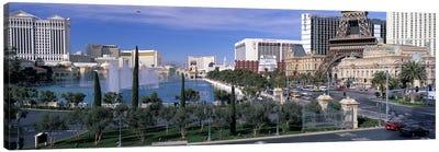 The Strip, Las Vegas, Nevada, USA #4 Canvas Print #PIM2964